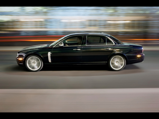 Picture of 2006 Jaguar XJ-Series 2.5-Liter AWD, exterior, gallery_worthy