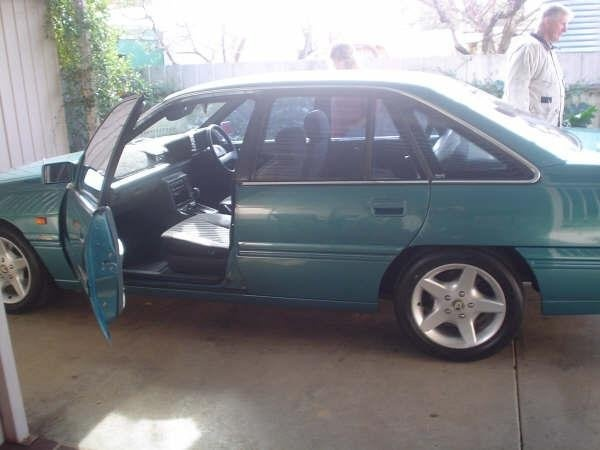 1992 Holden Commodore, Side On =], exterior, interior, gallery_worthy