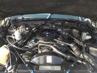 1979 Cadillac DeVille picture, engine