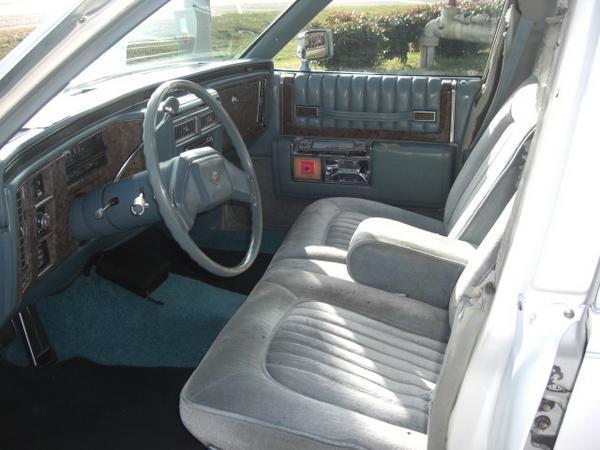 Picture of 1979 Cadillac DeVille, interior