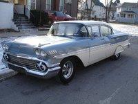1958 Chevrolet Biscayne, My summer ride 1958 Chevy Biscayne, exterior