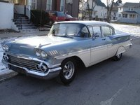1958 Chevrolet Biscayne, My summer ride 1958 Chevy Biscayne, exterior