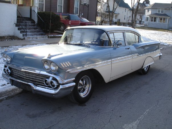 Youngstown Chevrolet >> Chevy Biscayne 1958