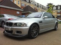2001 BMW M3 Coupe picture, exterior