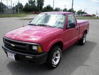 1996 Chevrolet S-10 2 Dr STD Standard Cab SB, Not Exactly what mine looked like, but close., exterior