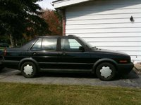 1992 Volkswagen Jetta Carat, lower it., exterior, gallery_worthy