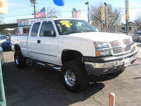 Picture of 2004 Chevrolet Silverado 1500 LS Ext Cab Short Bed 4WD, exterior, gallery_worthy