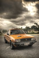 1986 Subaru Brumby Overview
