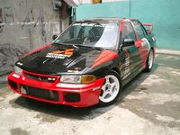 1994 Mitsubishi Lancer Evolution, with no chin (nabasag) and a smaller intercooler, exterior, gallery_worthy