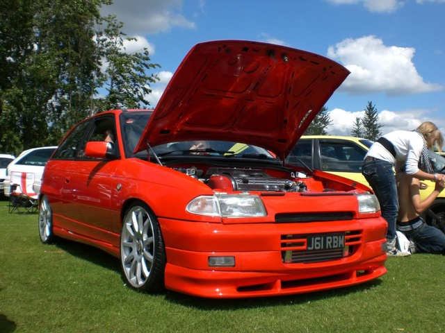Picture of 1996 Holden Astra