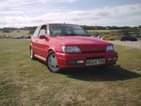1996 Ford Fiesta, 19, exterior, gallery_worthy
