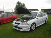 1997 Vauxhall Vectra Picture Gallery