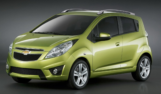 Picture of 2008 Chevrolet Spark, exterior