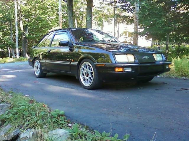 Picture of 1988 Merkur XR4Ti