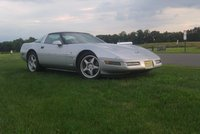 1996 Chevrolet Corvette Coupe, 1996 Chevrolet Corvette 2 Dr STD Hatchback picture, exterior