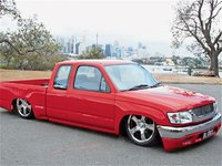 1998 Toyota Hilux Overview