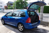 Picture of 2003 Peugeot 307, exterior