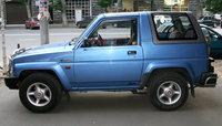 1995 Daihatsu Feroza Overview