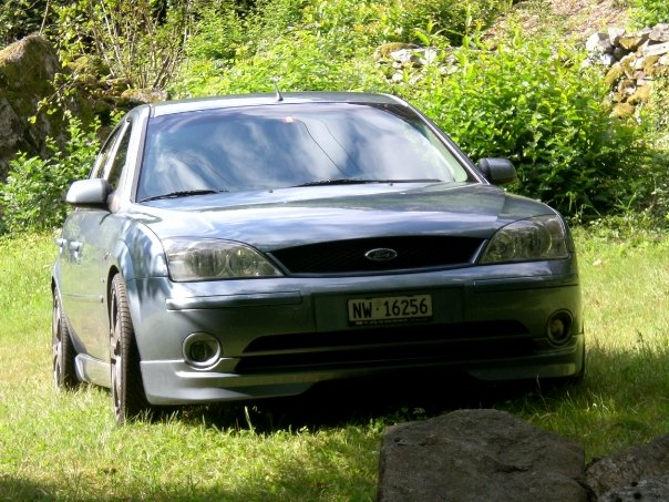 Picture of 2001 Ford Mondeo, exterior