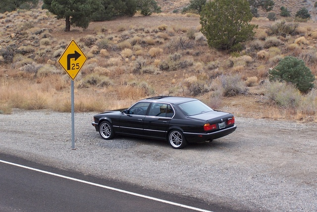 Picture of 1993 BMW 7 Series