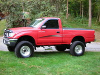 Picture of 1995 Toyota Tacoma 2 Dr STD 4WD Standard Cab SB, exterior, gallery_worthy