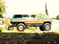 Picture of 1987 Jeep Grand Wagoneer, exterior