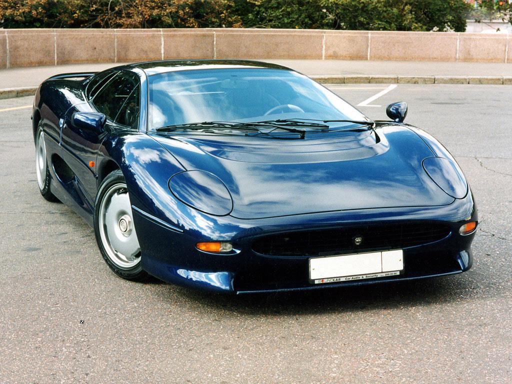 1994 Jaguar XJ220 - Pictures - CarGurus