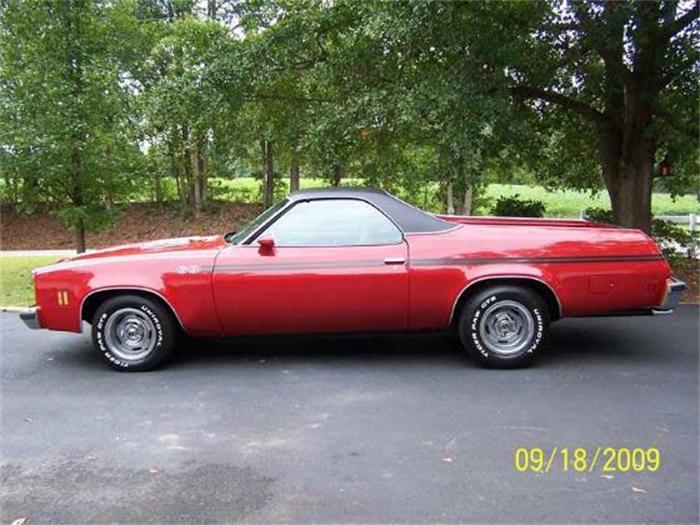 Chevrolet El Camino Questions How Much Is She Worth