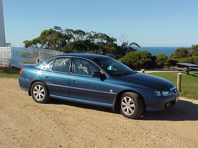 Picture of 2003 Holden Calais, exterior