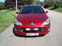 Picture of 2005 Peugeot 407, exterior, gallery_worthy