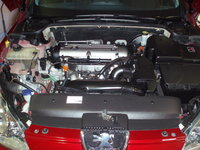 Picture of 2005 Peugeot 407, engine