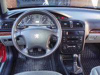 Picture of 2001 Peugeot 406, interior