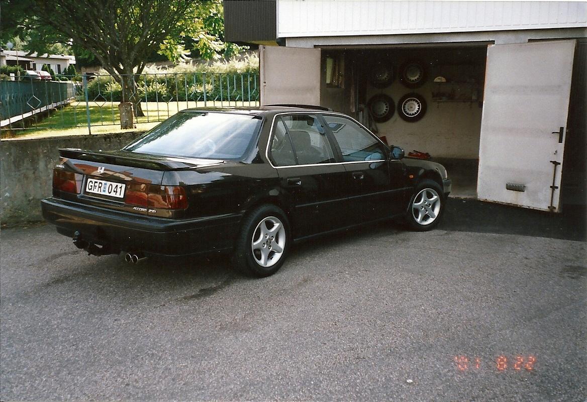 1991 Honda Accord - Overview - CarGurus