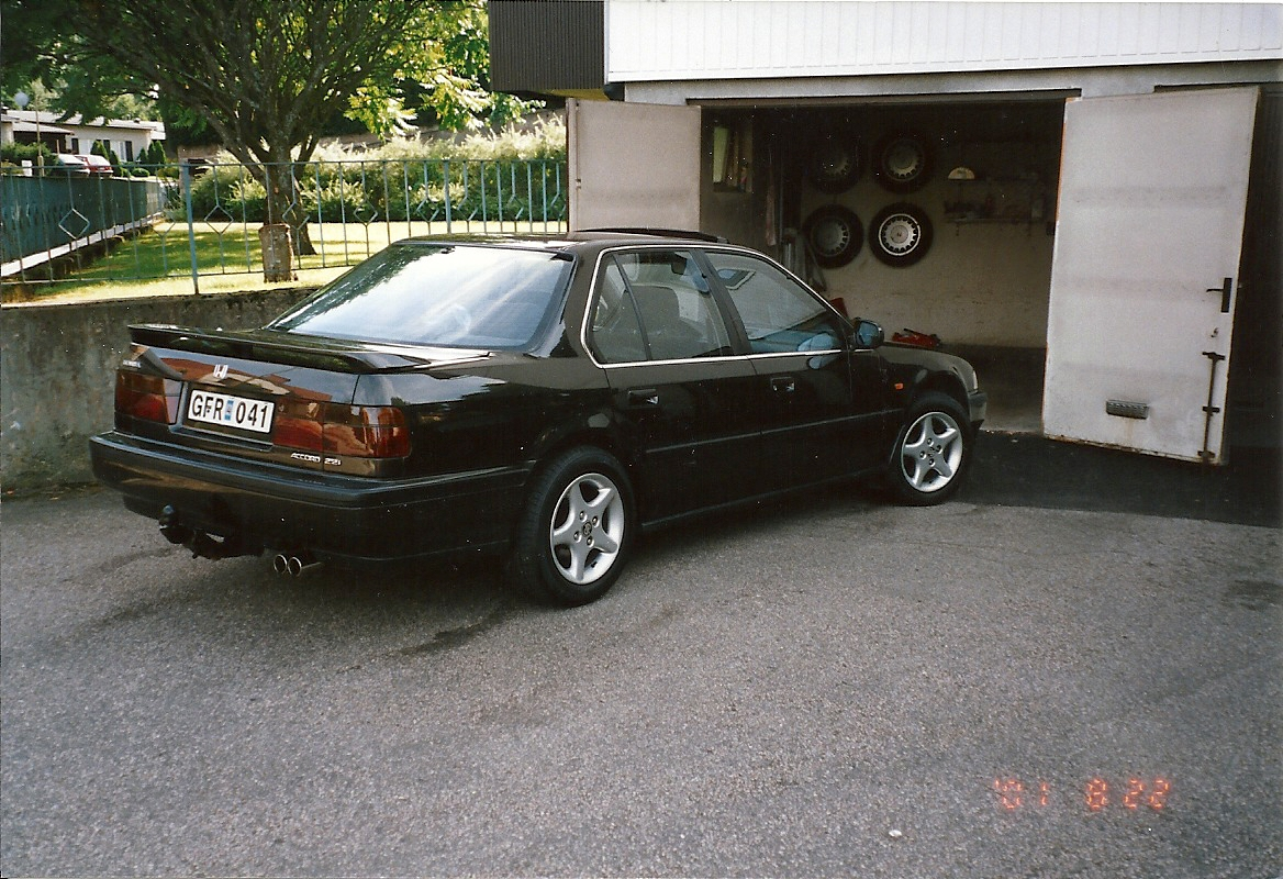 1991 Honda Accord picture