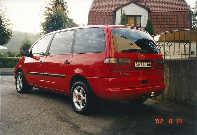 Picture of 1998 Ford Galaxy
