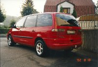 1998 Ford Galaxy Overview