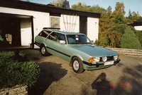 1981 Ford Taunus Overview