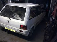 1989 MG Metro Overview