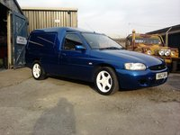 Picture of 1996 Ford Escort, exterior