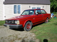 "1975 Volvo 240, actually a 242GL with 75K original miles. Had not been on the road since ""86, so, needless to say this gem needed some TLC....enough so I figured it wouldn't hurt the ..."