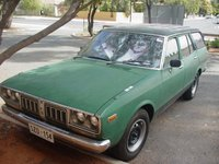 1979 Datsun 210, From the front. This replaced a TE cortina.  The Datsun is now in a paddock, rusting away..., exterior, gallery_worthy