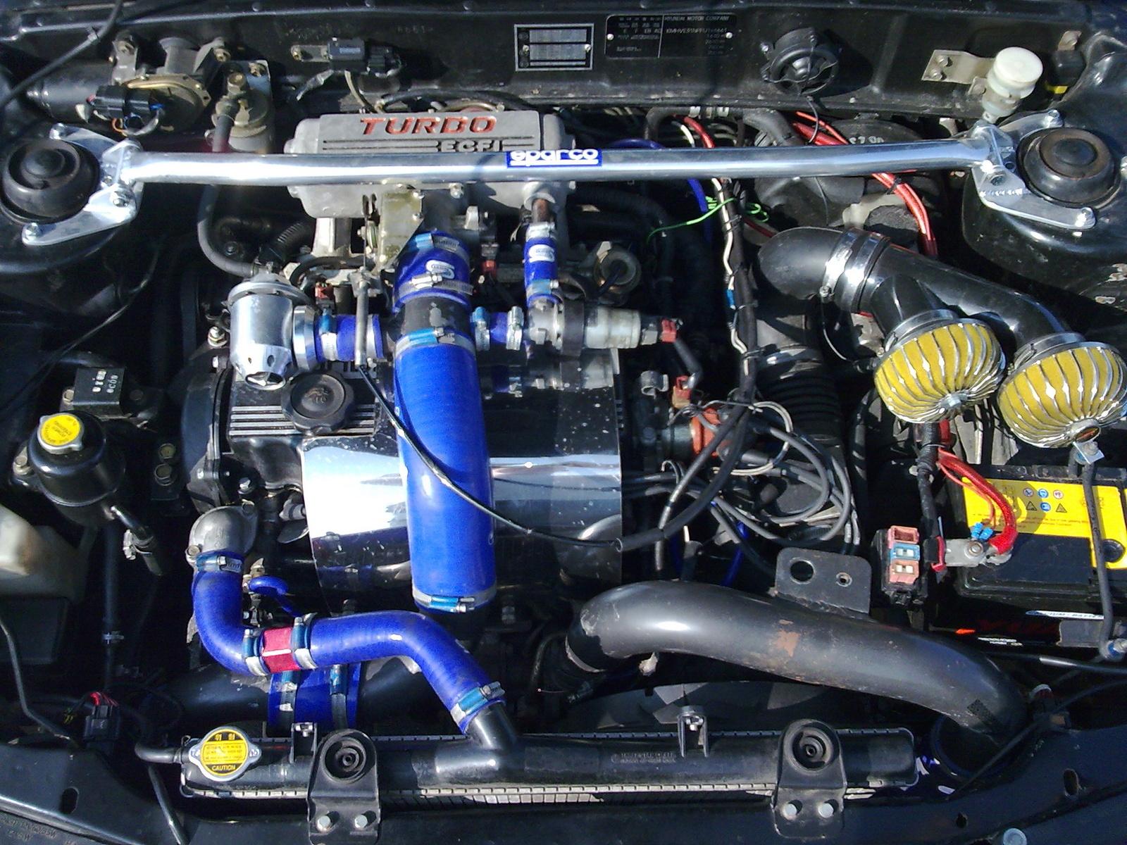 1993 Hyundai Scoupe 2 Dr Turbo Coupe - Pictures - 1993 Hyundai Scoupe ...