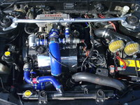 Picture of 1993 Hyundai Scoupe 2 Dr Turbo Coupe, engine