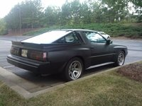1986 Mitsubishi Starion Overview