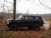 1978 Jeep Cherokee, The Chief, exterior