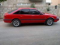 1990 Mazda 626 GT Turbo Hatchback, 1990 Mazda 626 4 Dr GT Turbo Hatchback picture, exterior