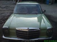 1972 Mercedes-Benz 220, w/o detailing!, exterior
