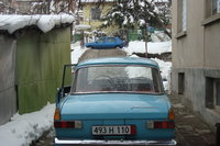 1973 Moskvitch 412 Overview