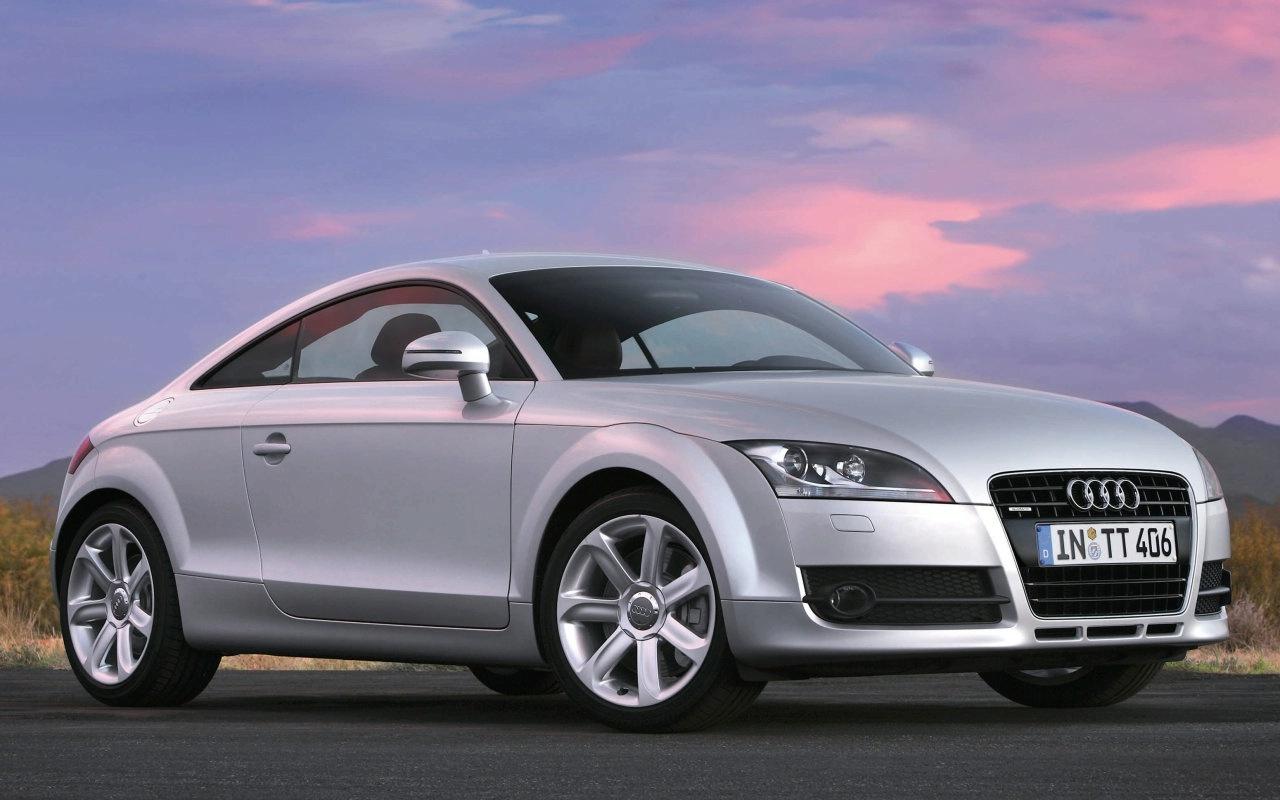 Audi tt 2007 price used