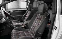 2011 Volkswagen GTI, Interior View, interior, manufacturer